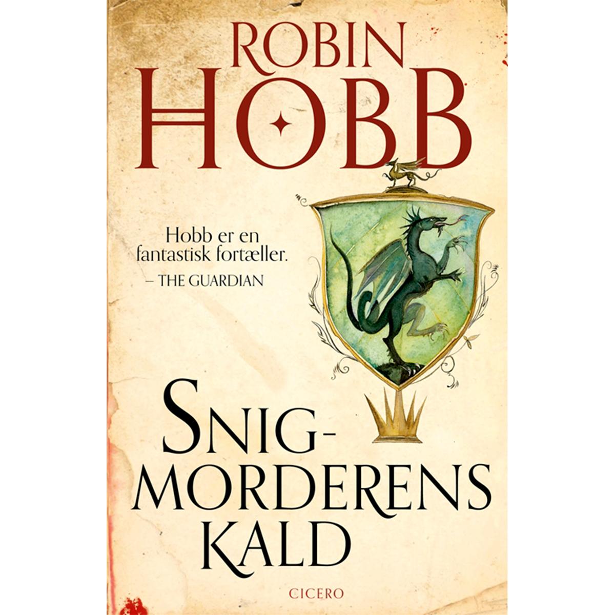 Image of   Snigmorderens kald - Farseer 3 - Indbundet