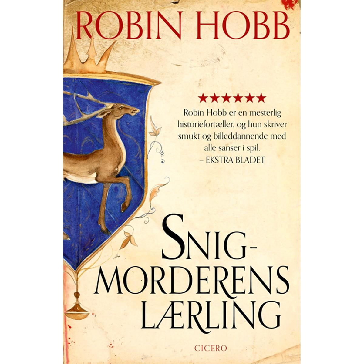 Image of   Snigmorderens lærling - Farseer 1 - Paperback