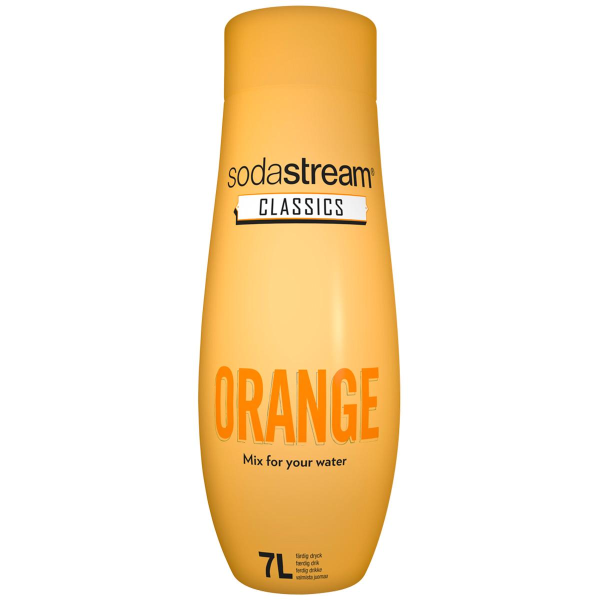 Sodastream Classics koncentrat - Appelsin