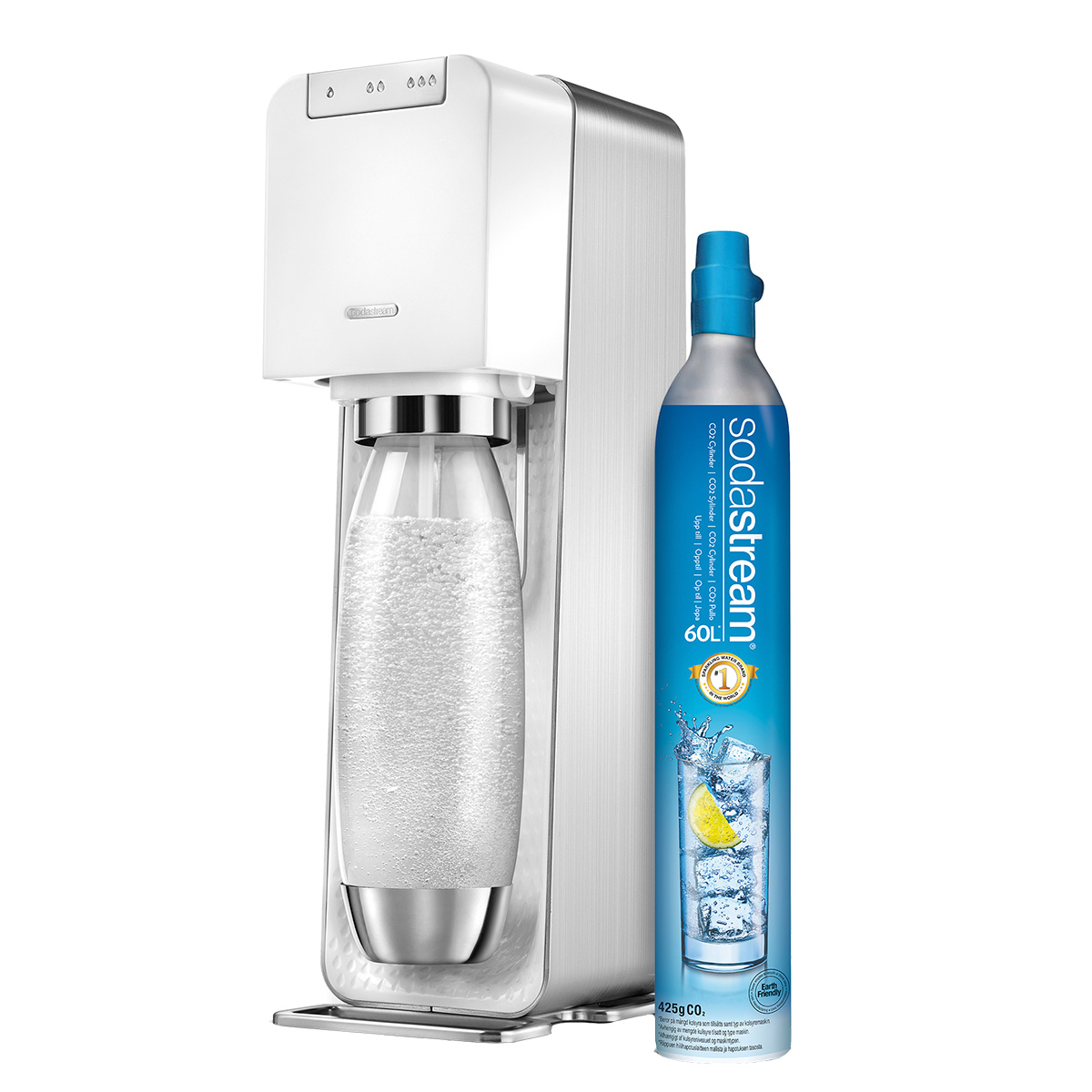 Image of   SodaStream sodavandsmaskine - Power - White