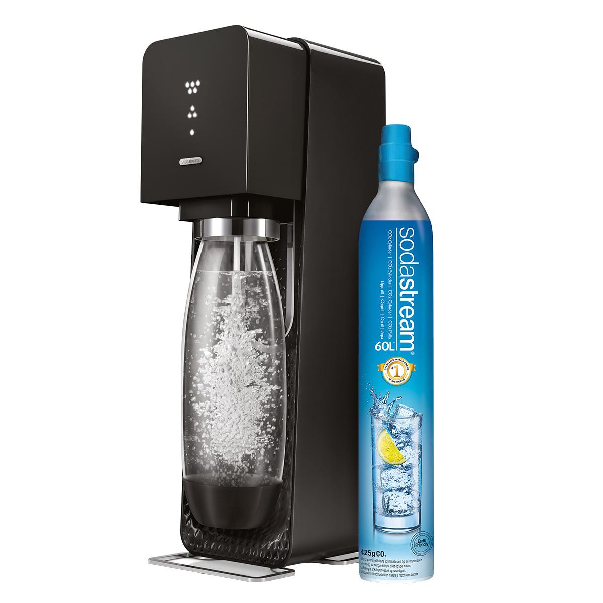 Sodastream sodavandsmaskine - Source - Black