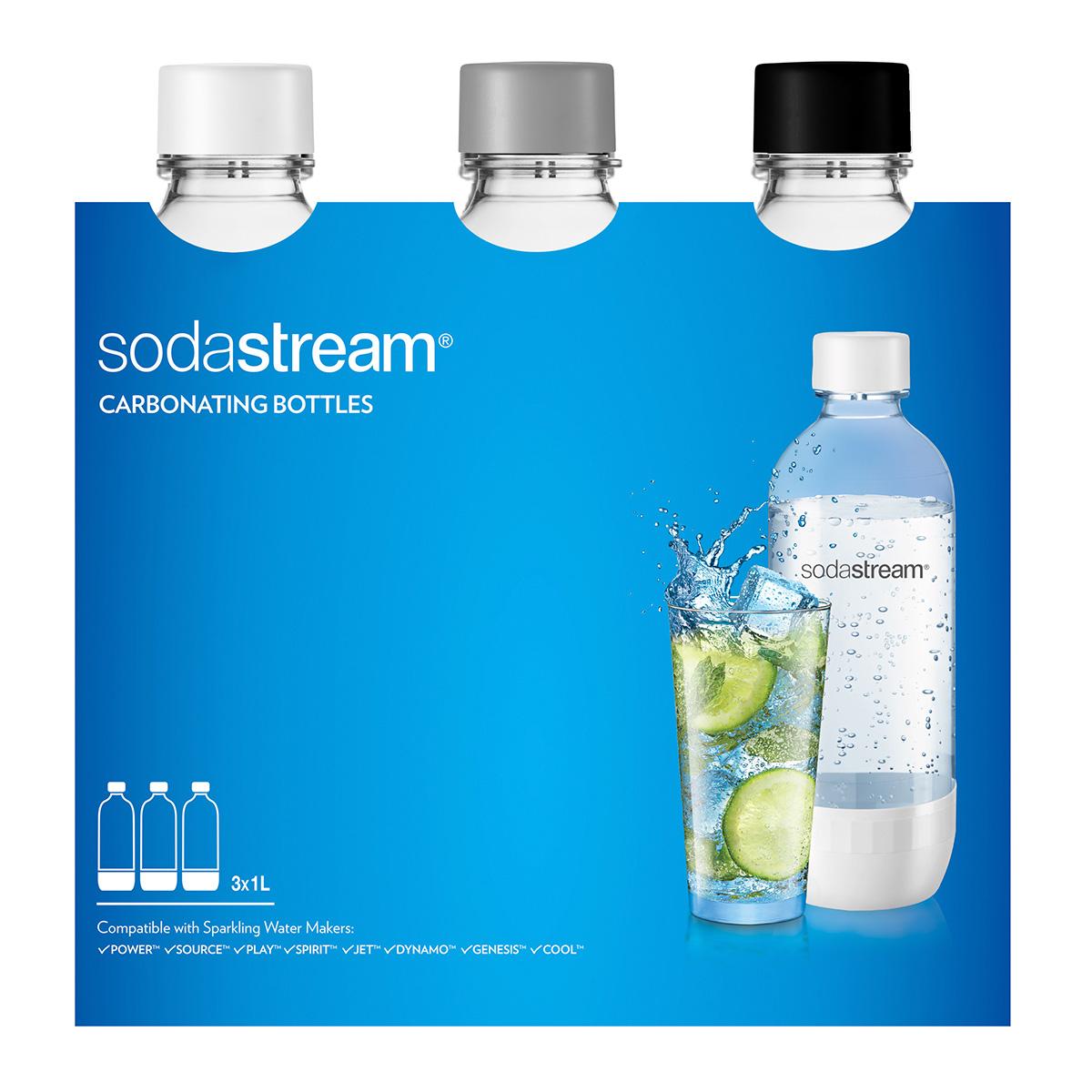 Sodastream Trio Pack