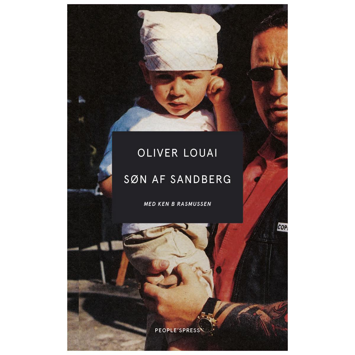 Søn af Sandberg - Hæftet