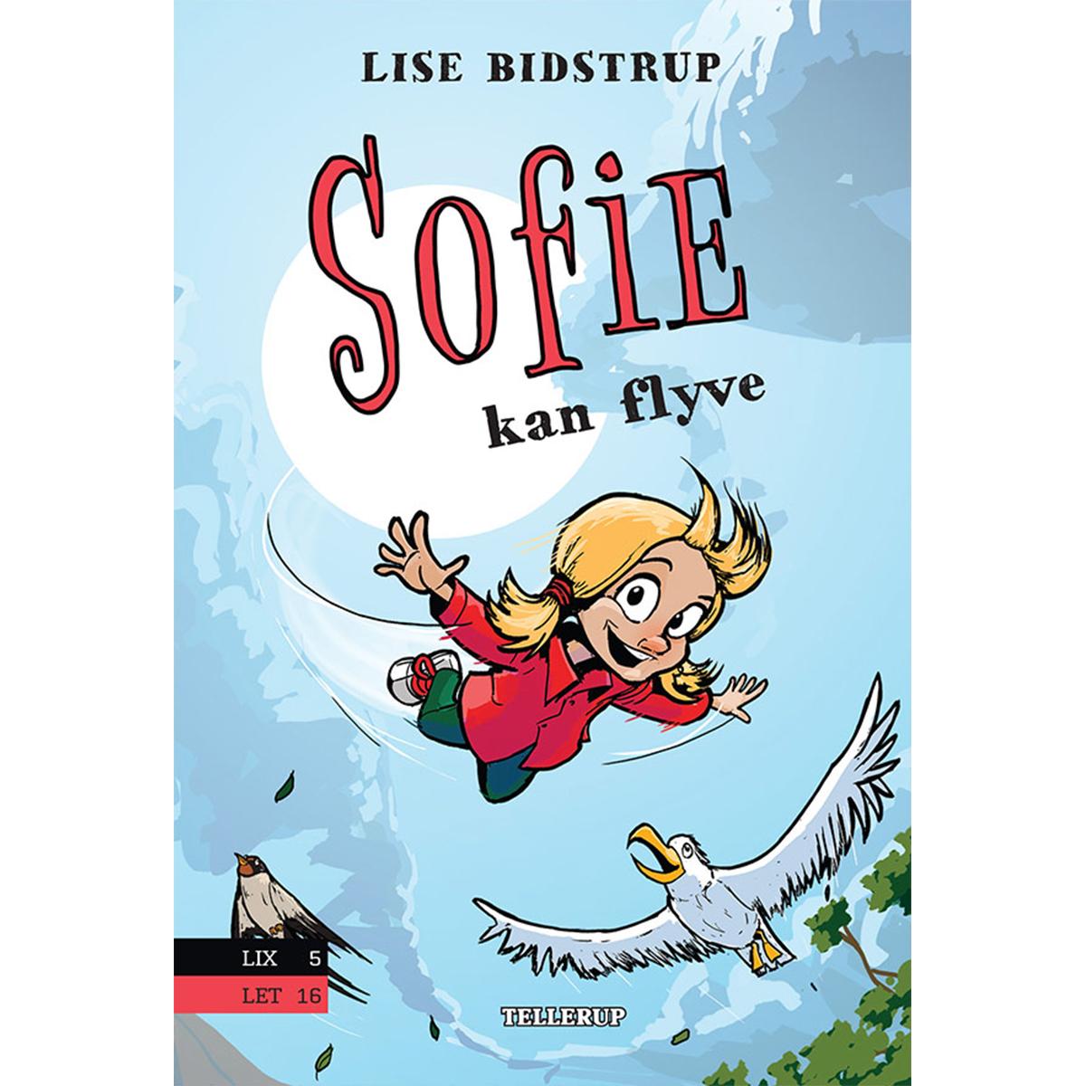 Image of   Sofie kan flyve - Sofie 3 - Hardback