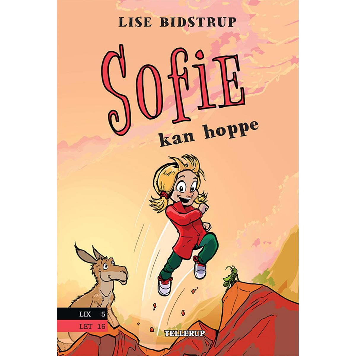 Image of   Sofie kan hoppe - Sofie 2 - Hardback