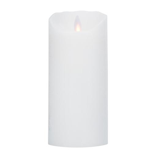 Image of   Sompex LED-stearinlys - LeveLys - Frosthvid - 18 cm