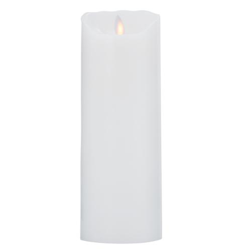 Image of   Sompex LED-stearinlys - LeveLys - Hvid - H 23 cm