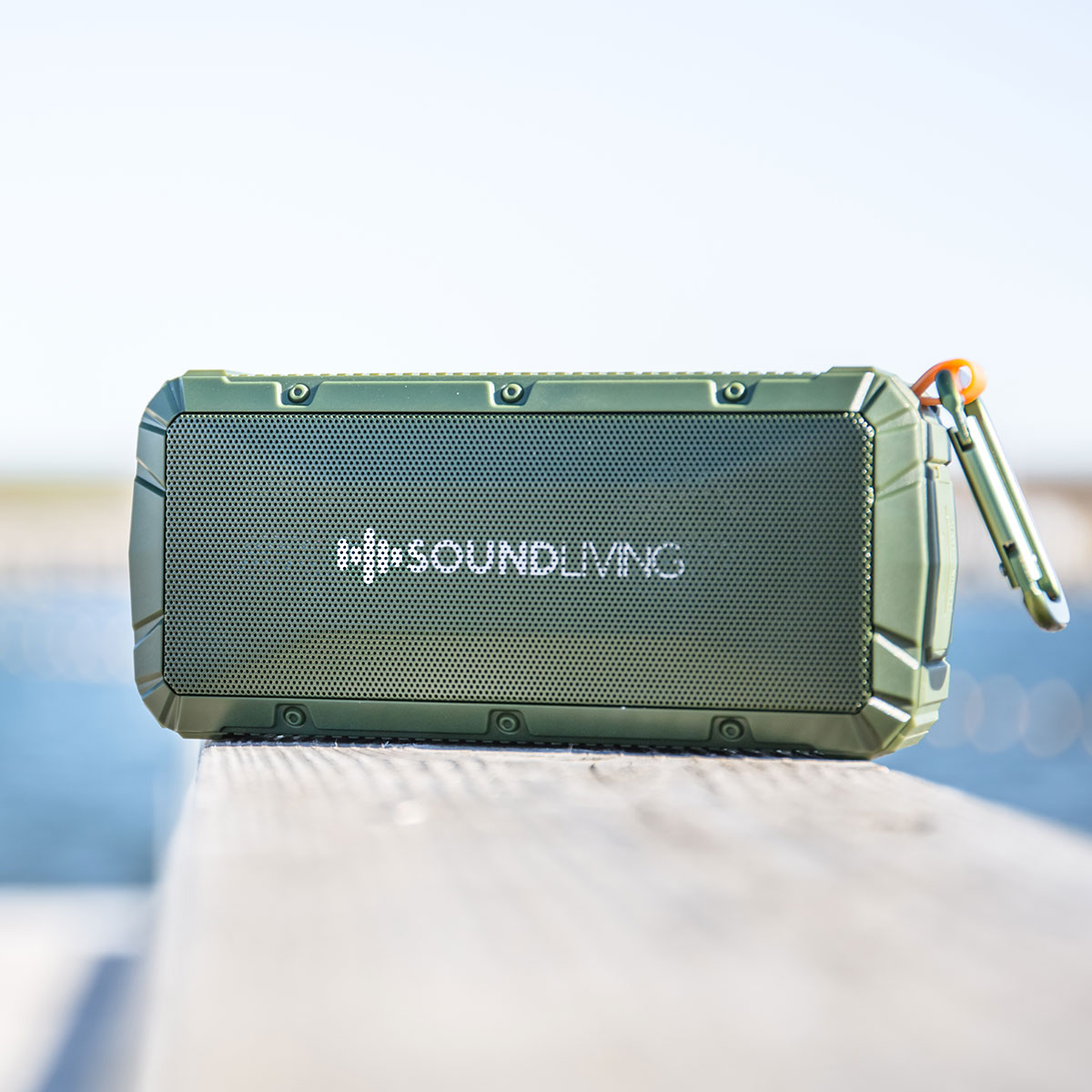 Billede af SoundLiving bluetooth højtaler - Outdoor