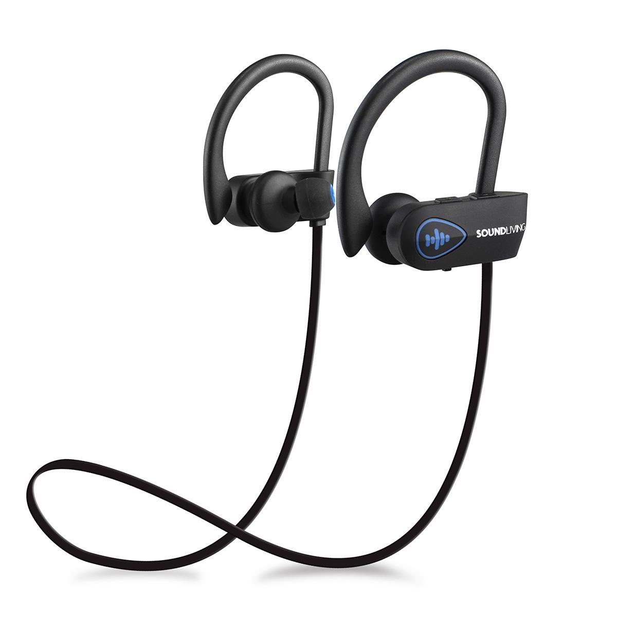 Soundliving høretelefoner - Active - Sort