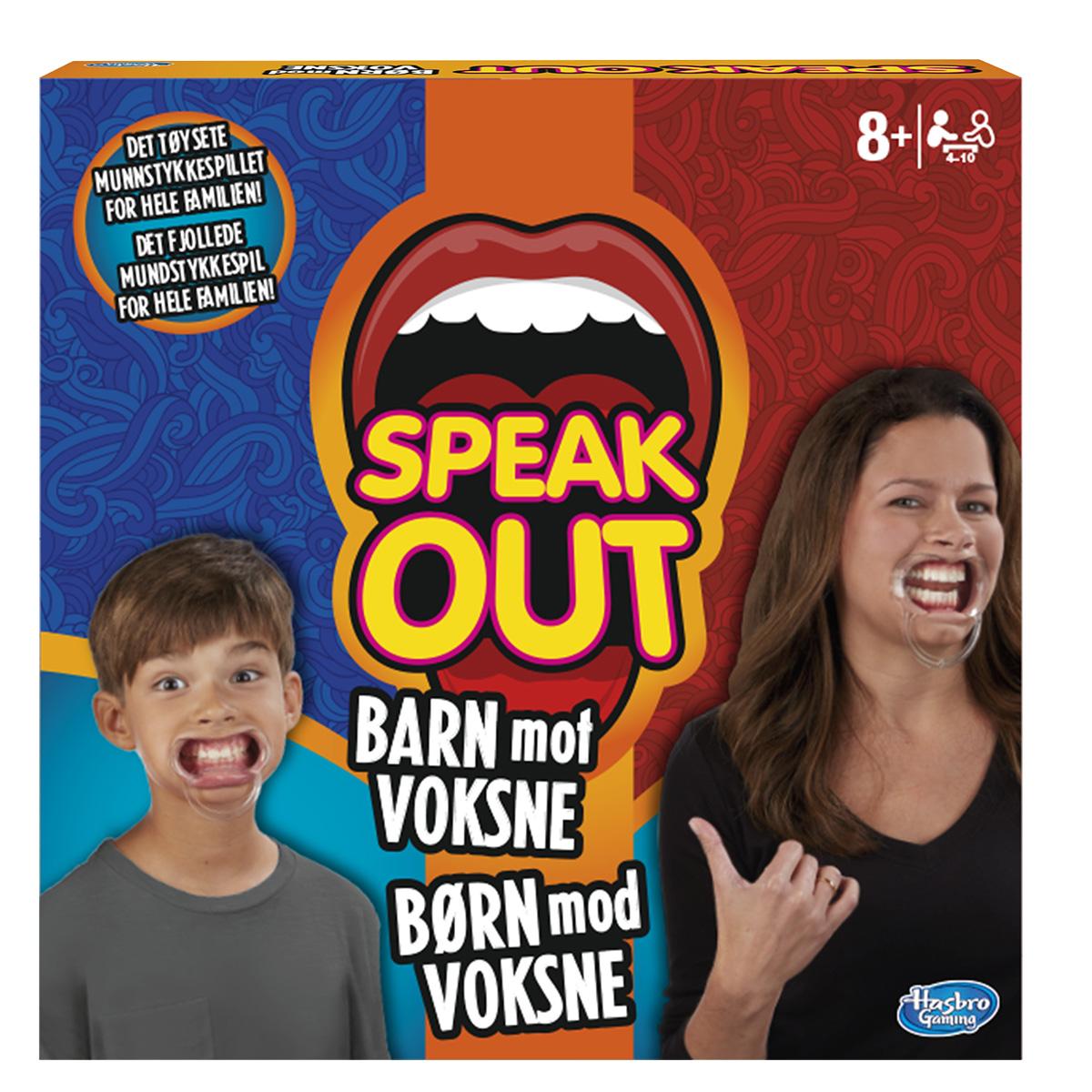 Speak Out - Børn mod voksne