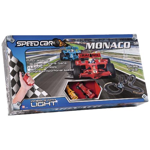 Image of   Speed Car racerbane - Monaco