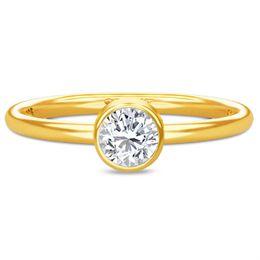 Spinning Jewelry ring – Aura Spirit – Forgyldt sterlingsølv