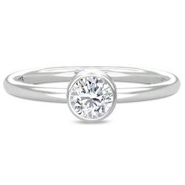 Spinning Jewelry ring – Aura Spirit – Rhodineret sterlingsølv