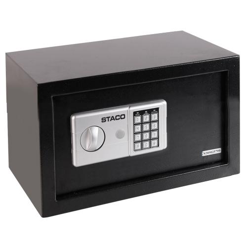Image of   Staco værdiskab med elektronisk lås