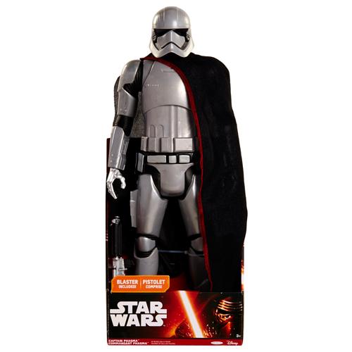 Image of   Star Wars Captain Phasma figur