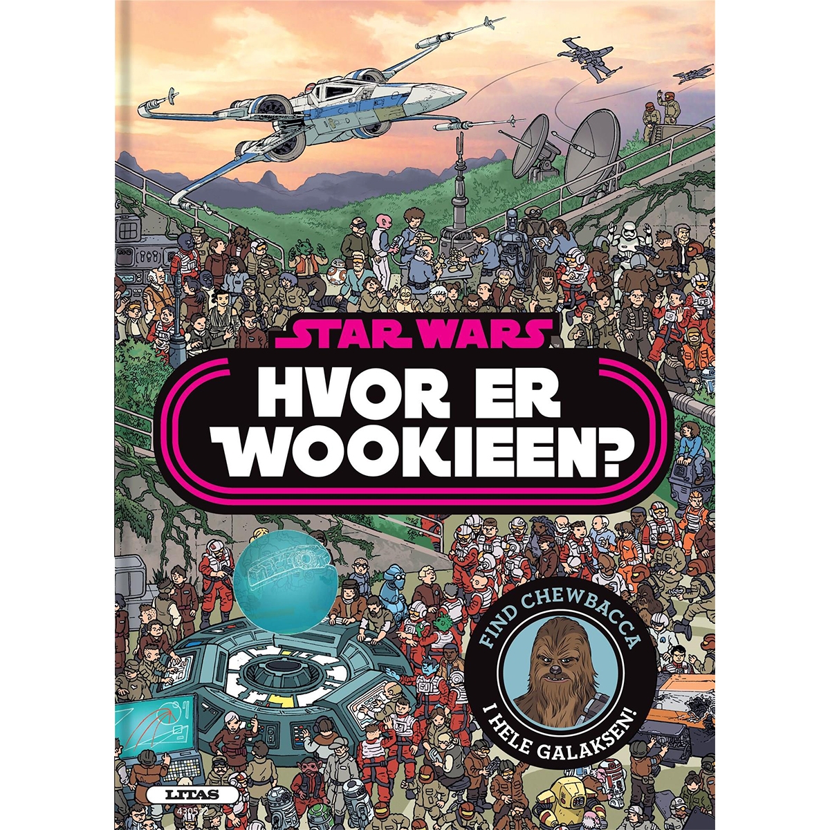 Star Wars - Hvor er Wookieen? - Hardback