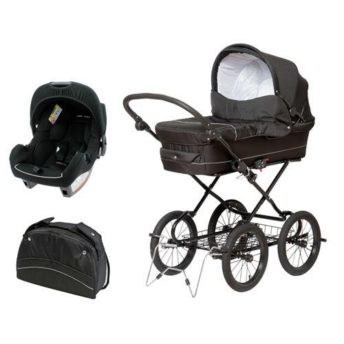 2370e6ad4 Startpakke BabyTrold barnevogn & Premium autostol