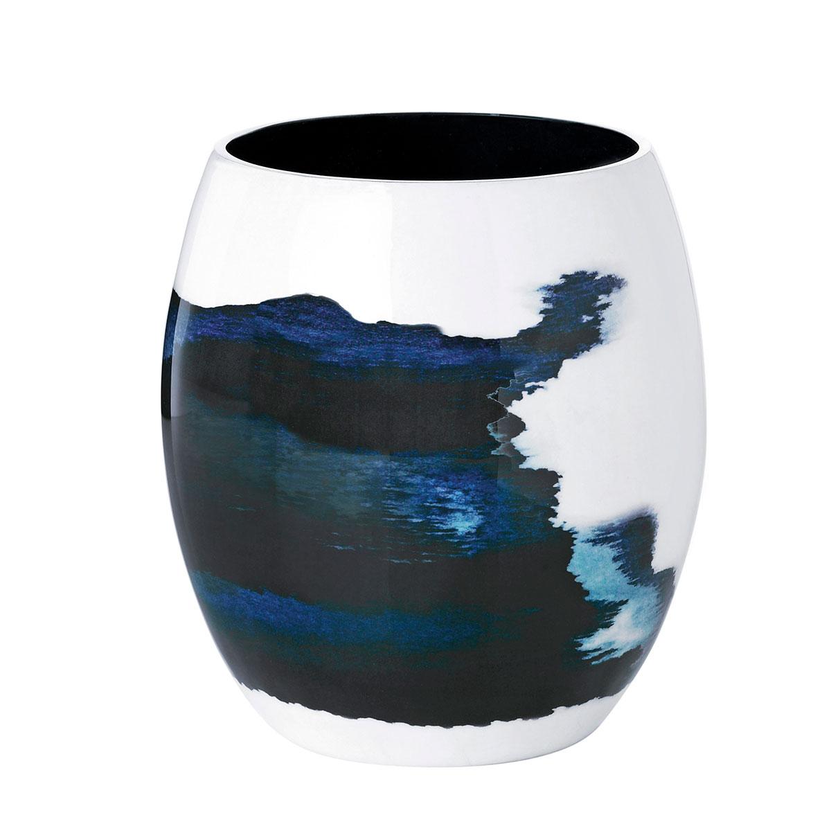 Stelton lille vase - Stockholm Aquatic - Aluminium