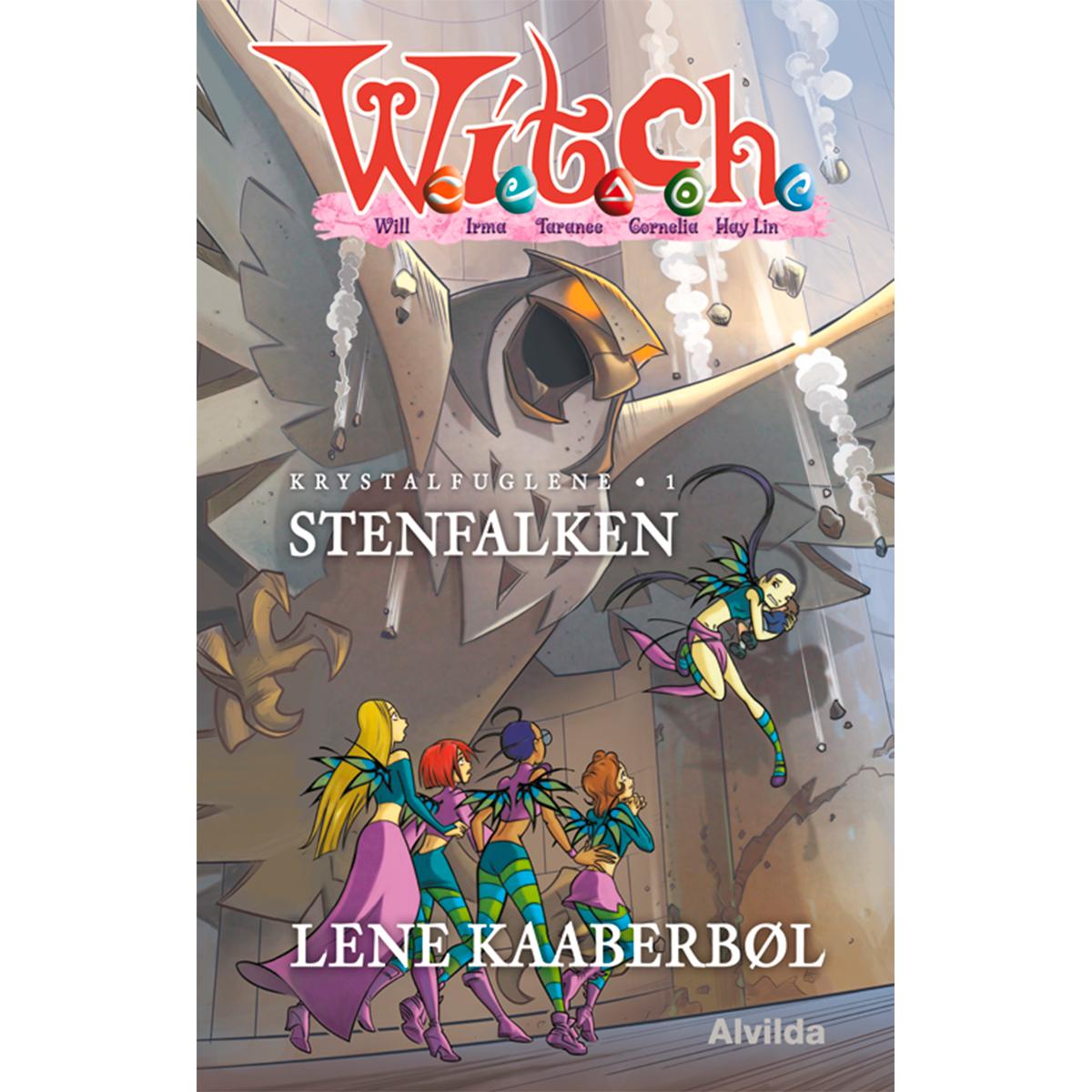 Stenfalken - W.I.T.C.H. Krystalfuglene 1 - Indbundet