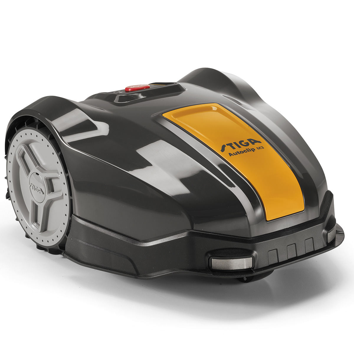 Stiga robotplæneklipper - Autoclip M3