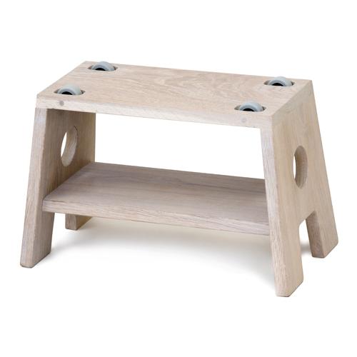Image of   Stool fra Collect Furniture - Hvid olieret