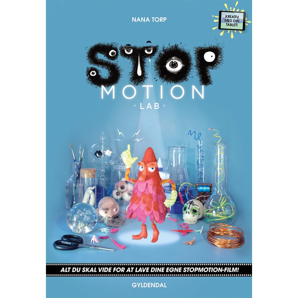 Image of   Stopmotion lab - Hæftet