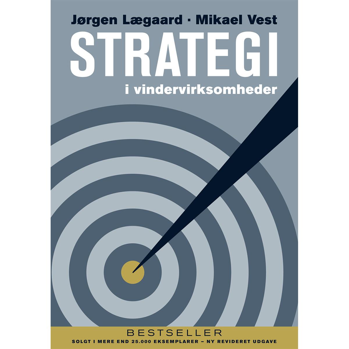 Billede af Strategi i vindervirksomheder - Indbundet