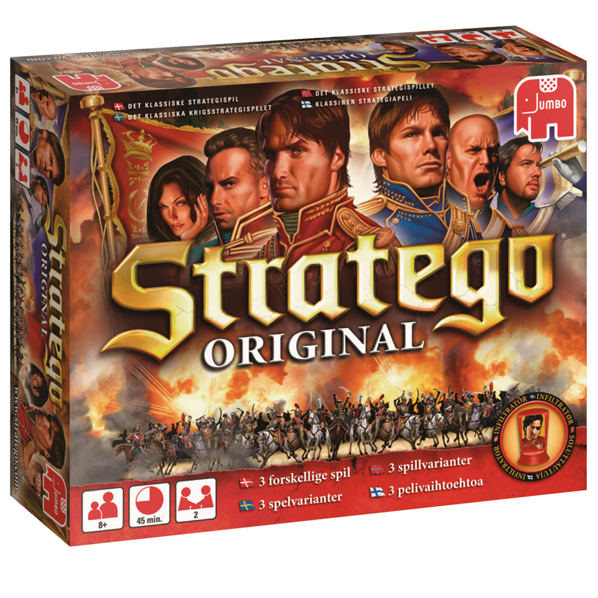 Image of   Stratego Original