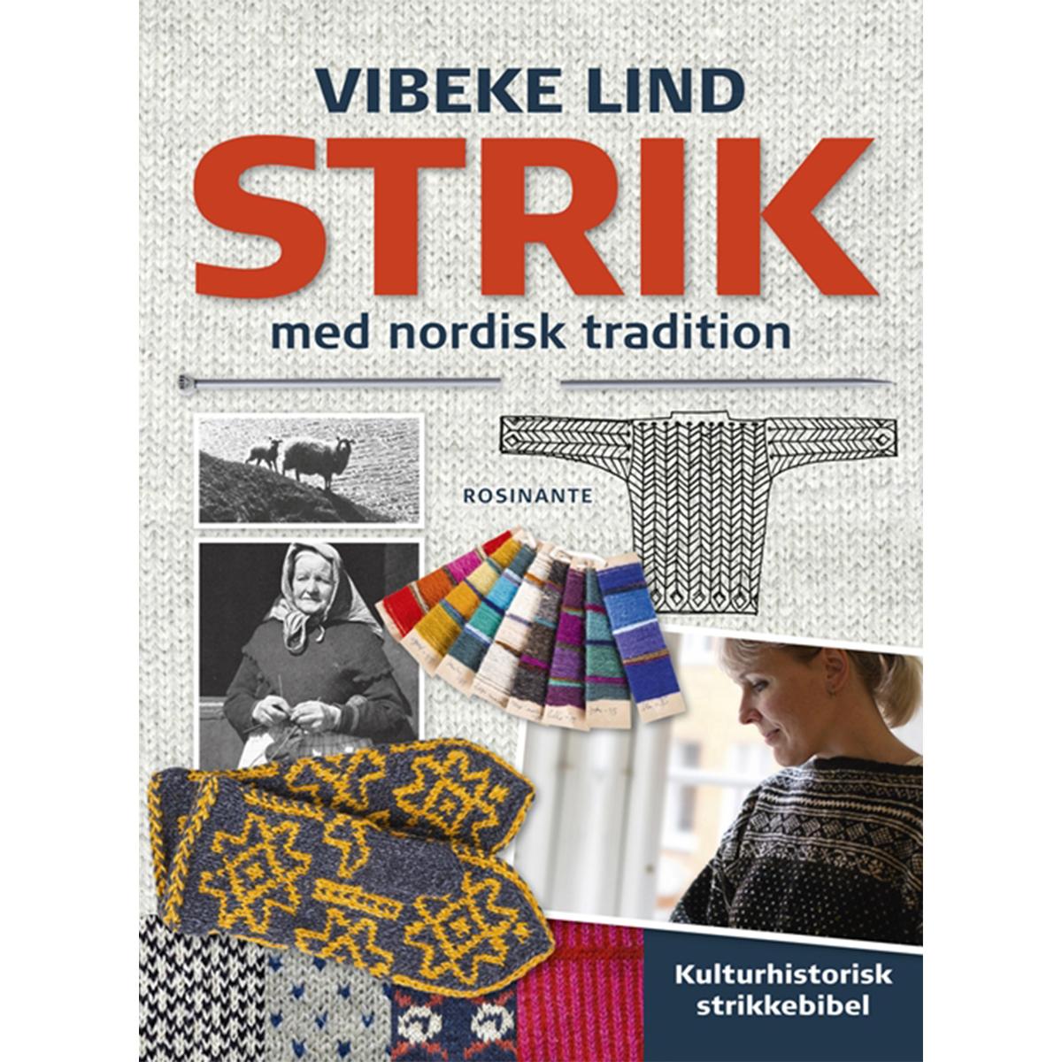 Image of   Strik med nordisk tradition - Indbundet