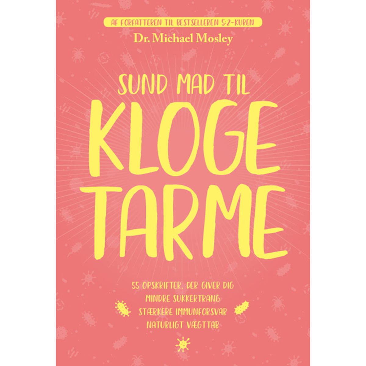 Image of   Sund mad til kloge tarme - Hardback