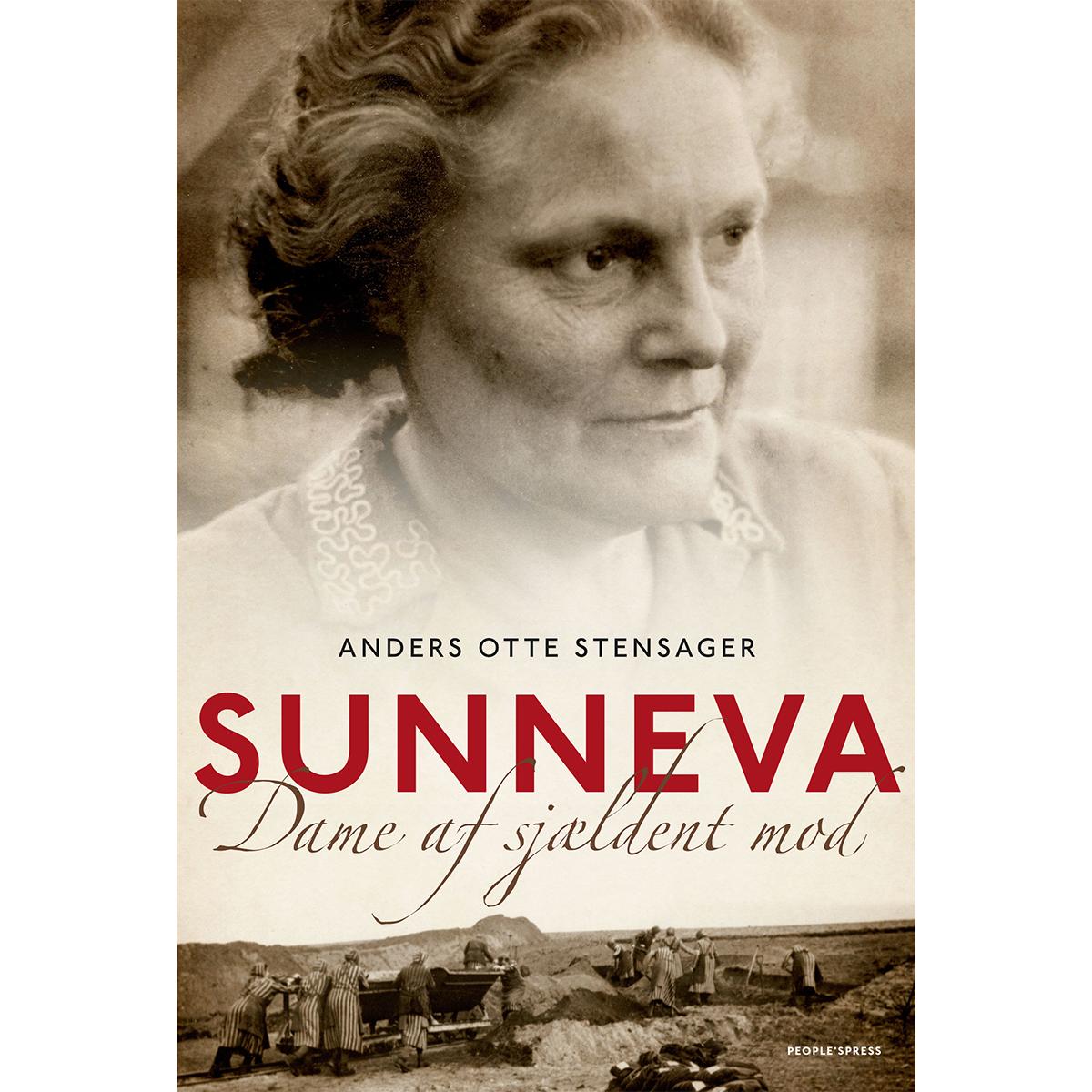 Sunneva - dame af sjældent mod - Indbundet