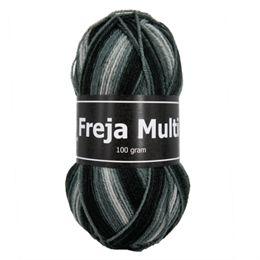 Svarta Fåret garn – Freja Multi – 100 g