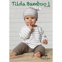 Image of   Svarta Fåret opskriftshæfte - Tilda Bamboo 1 - Børnetøj