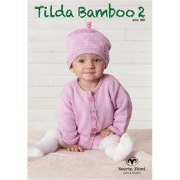 Image of   Svarta Fåret opskriftshæfte - Tilda Bamboo 2 - Børnetøj