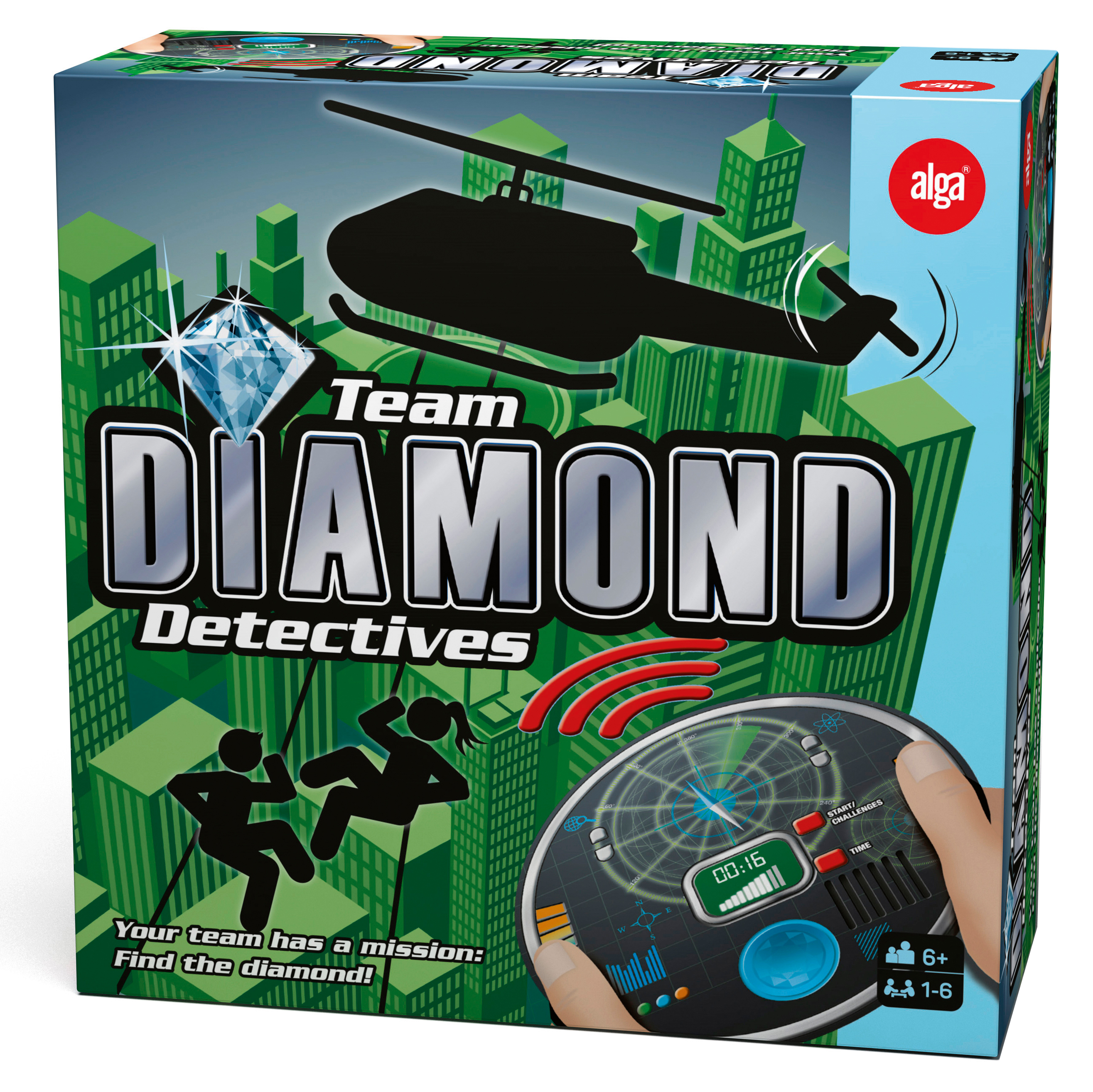 Image of   Team Diamond Detectives