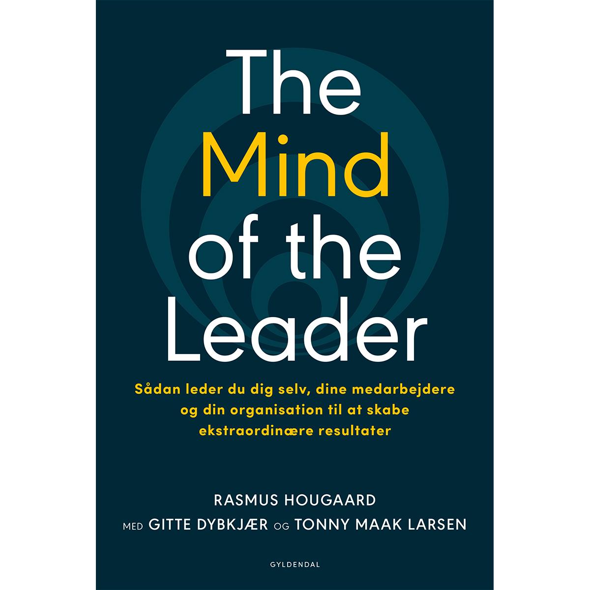 Image of   The mind of the leader - Indbundet