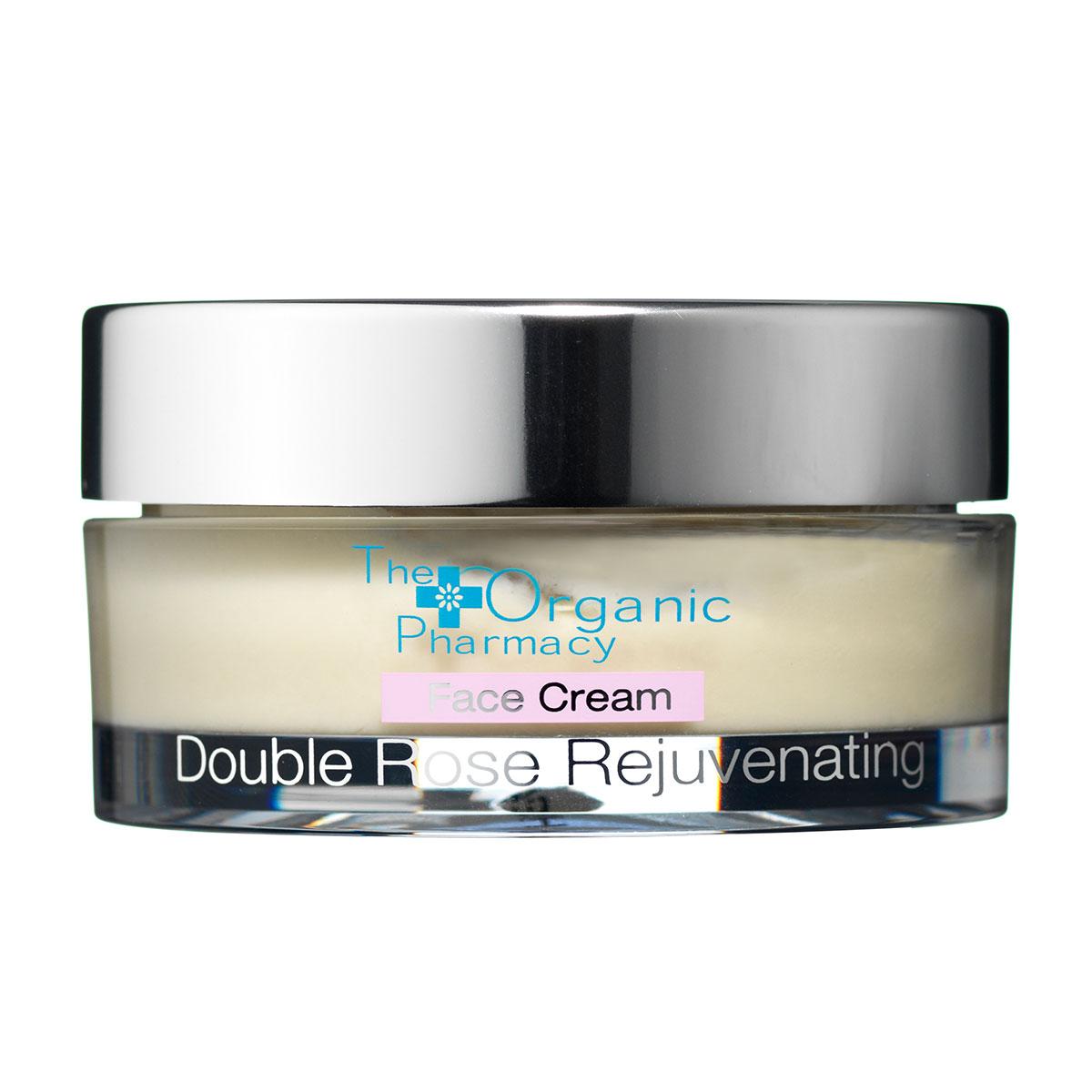 Billede af The Organic Pharmacy Double Rose Rejuvenating Face Cream - 50 ml