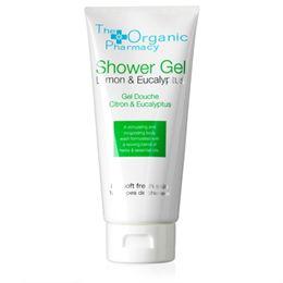 The Organic Pharmacy Lemon & Eucalyptus Shower Gel – 200 ml