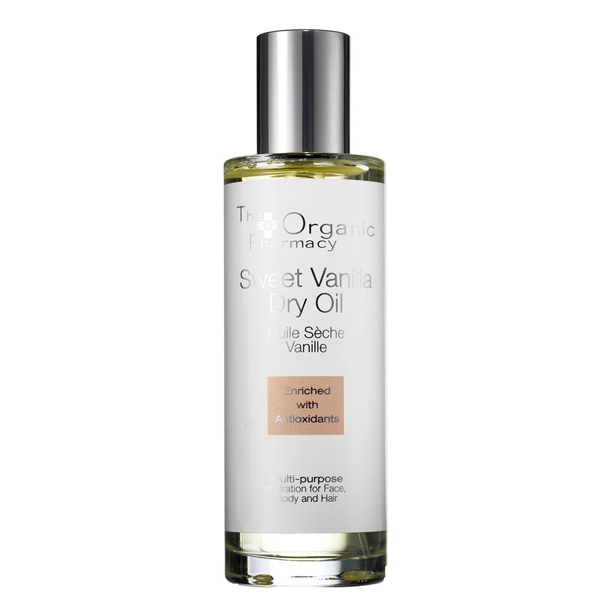 Billede af The Organic Pharmacy Sweet Vanilla Dry Body Oil - 100 ml