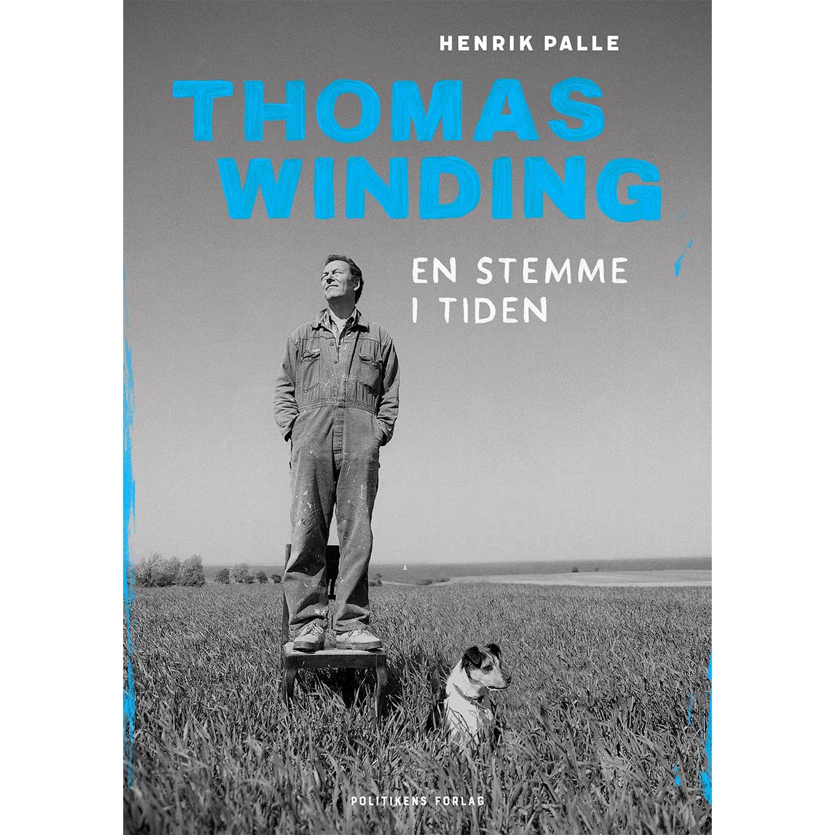 Thomas Winding - En stemme i tiden - Indbundet
