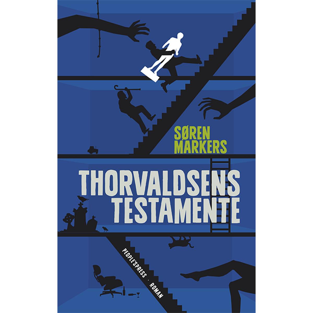 Image of   Thorvaldsens testamente - Indbundet