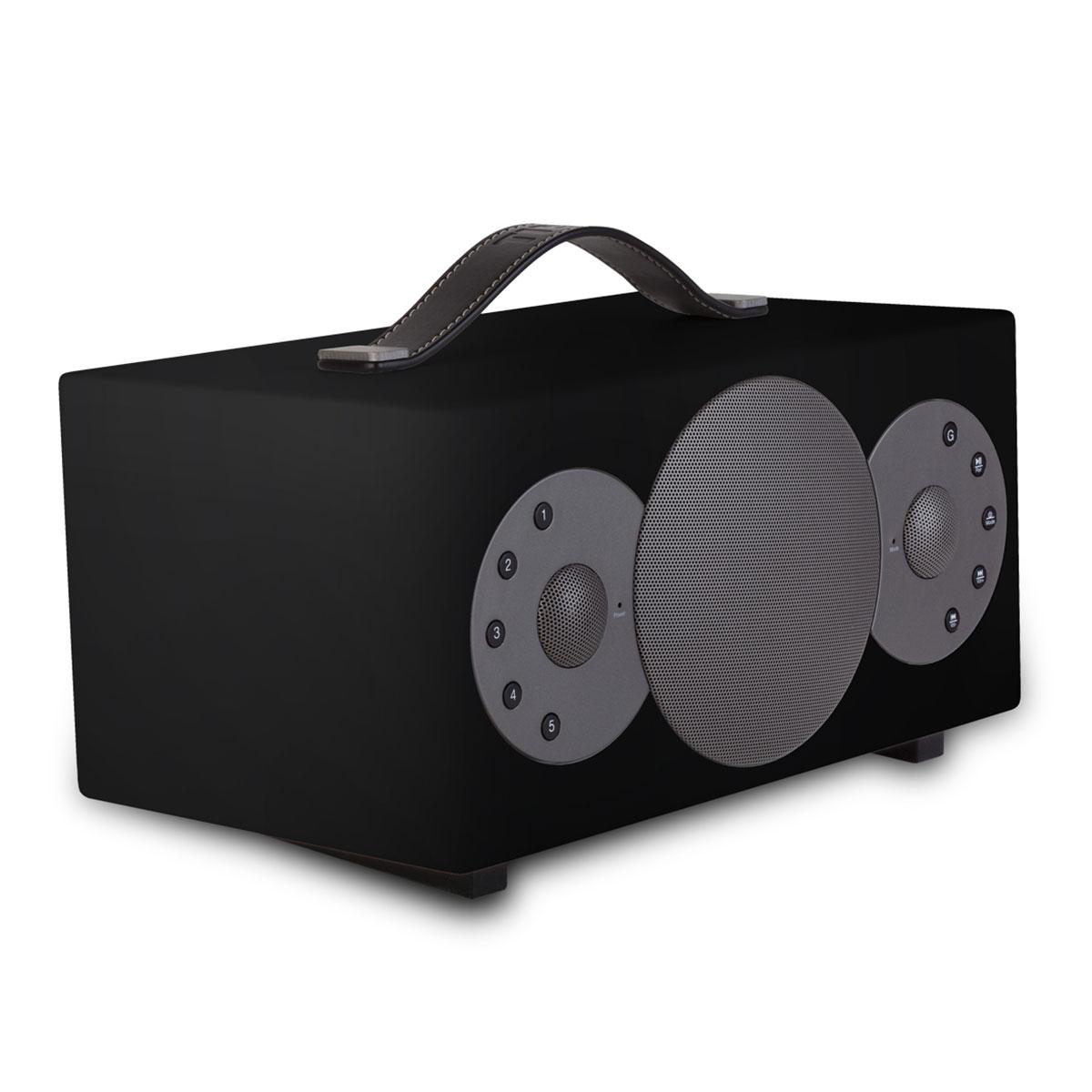 Tibo multiplay højttaler - Sphere 2 - Sort