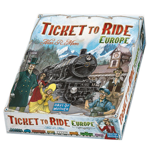 Image of   Ticket to Ride - Europe