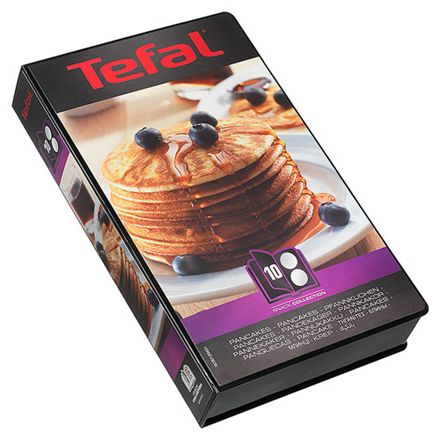 Tilbehør til Tefal Snack Collection Box 10 - Pandekager