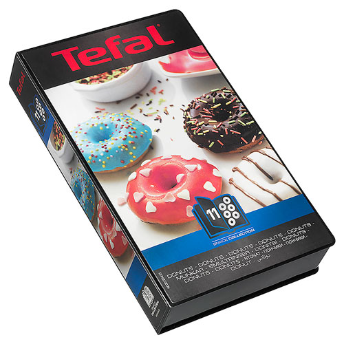 Tilbehør til Tefal Snack Collection Box 11 - Donuts