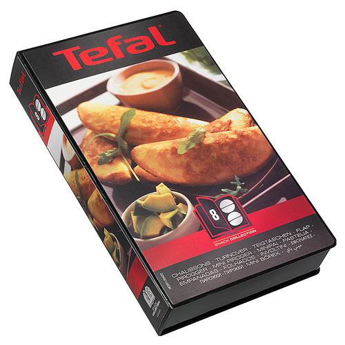 Tilbehør til Tefal Snack Collection Box 8 - Mini pirogger