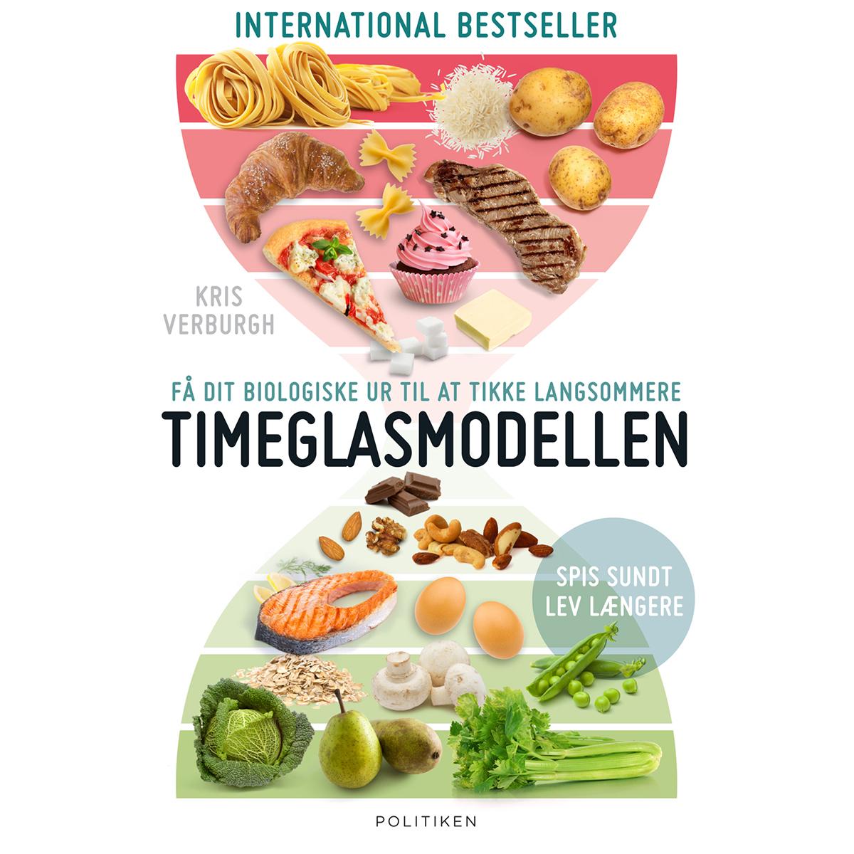 Image of   Timeglasmodellen - Hæftet