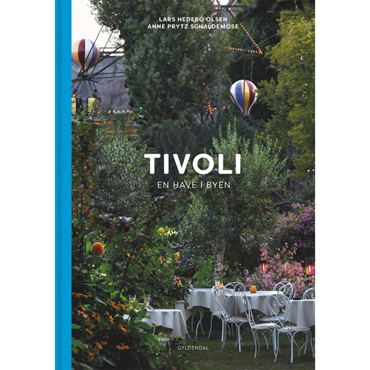 Billede af Tivoli - En have i byen - Indbundet