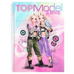Image of   Top Model designbog - Dance