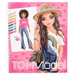 Image of   Top Model designbog